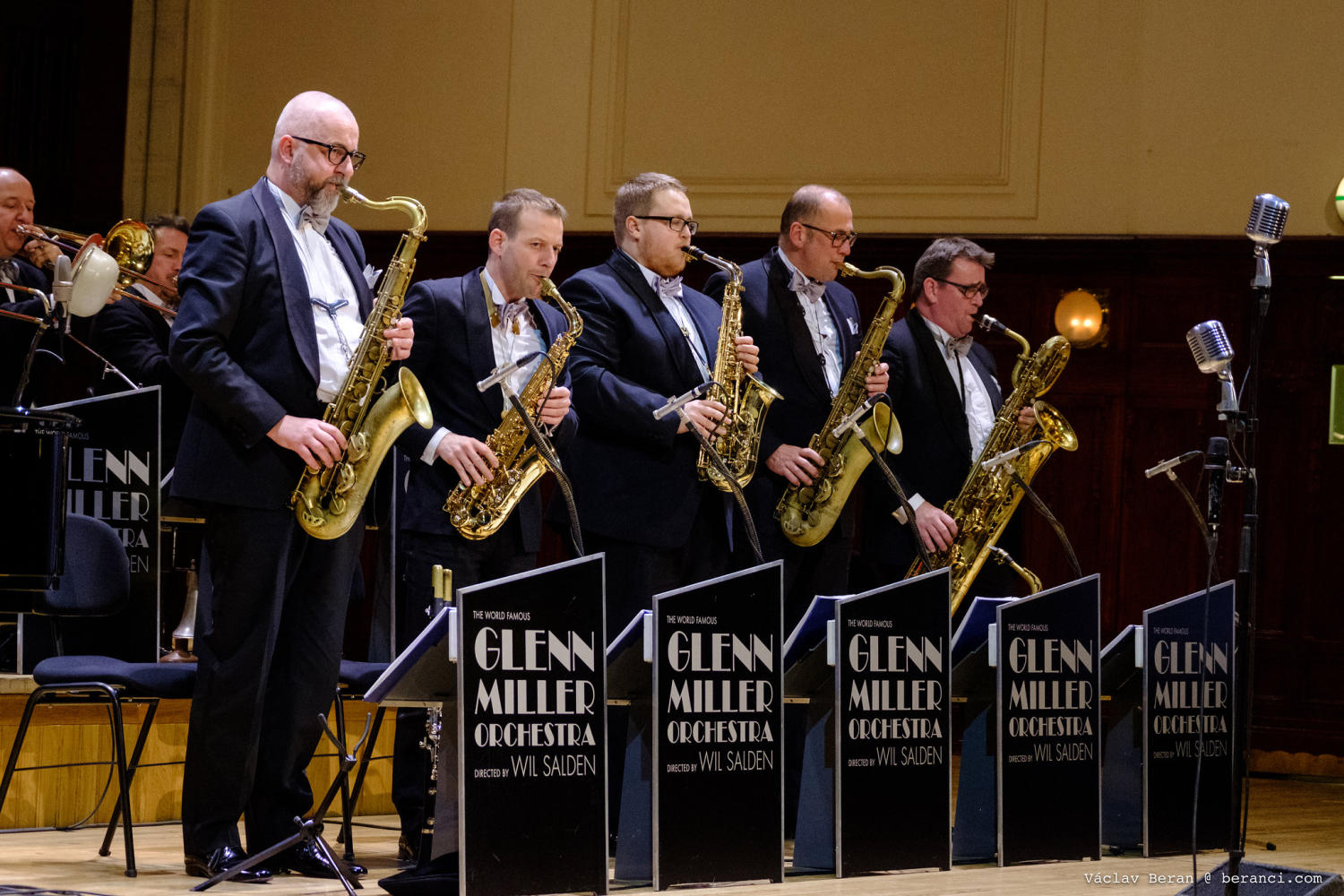 picture GLENN MILLER ORCHESTRA Tour 2019
