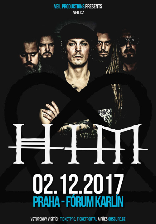 picture HIM (FI): FAIRWELL TOUR 2017