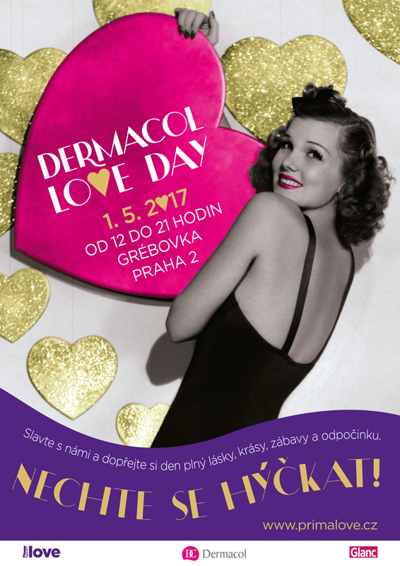 picture Dermacol LOVE DAY 2017