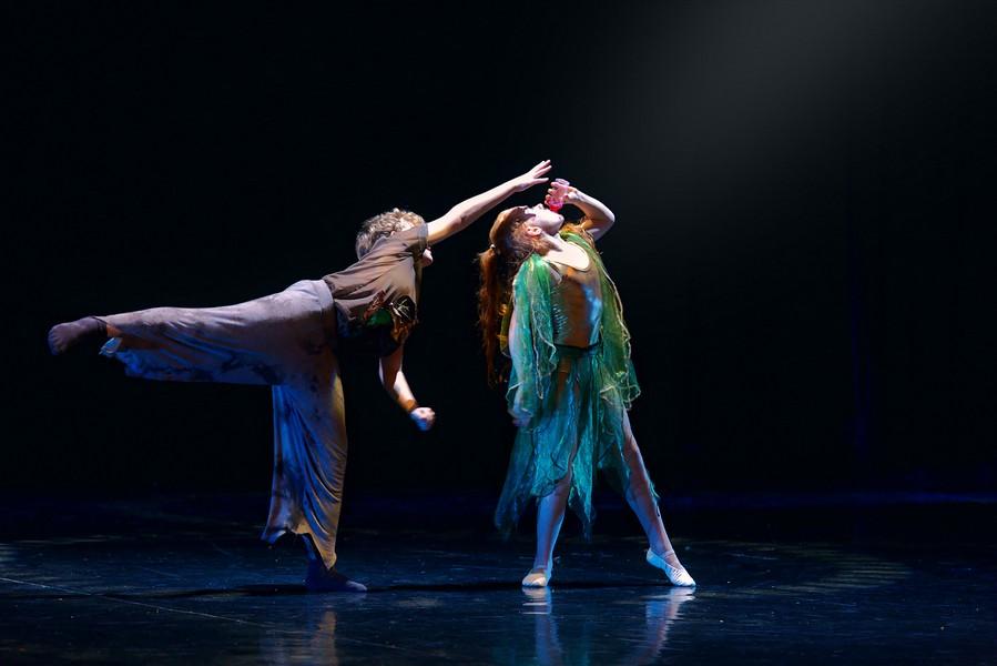 picture Pop Balet: PETR PAN