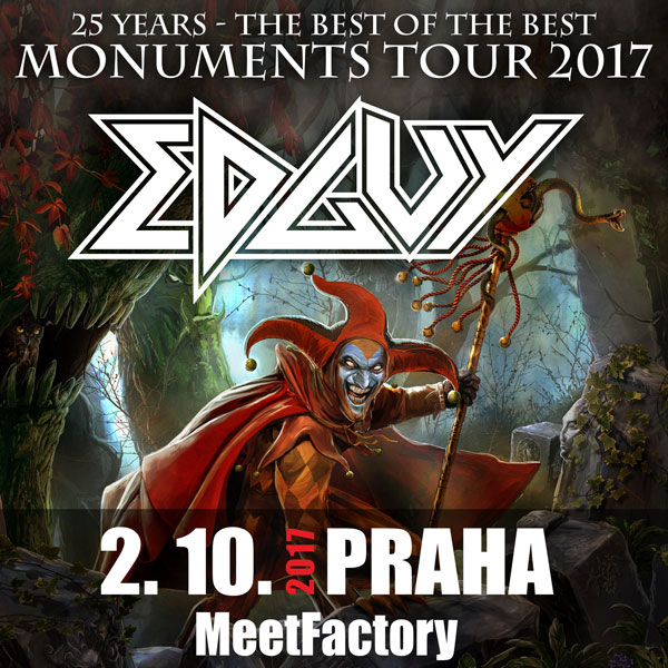 picture EDGUY (DE) - 25 Years / Tour 2017