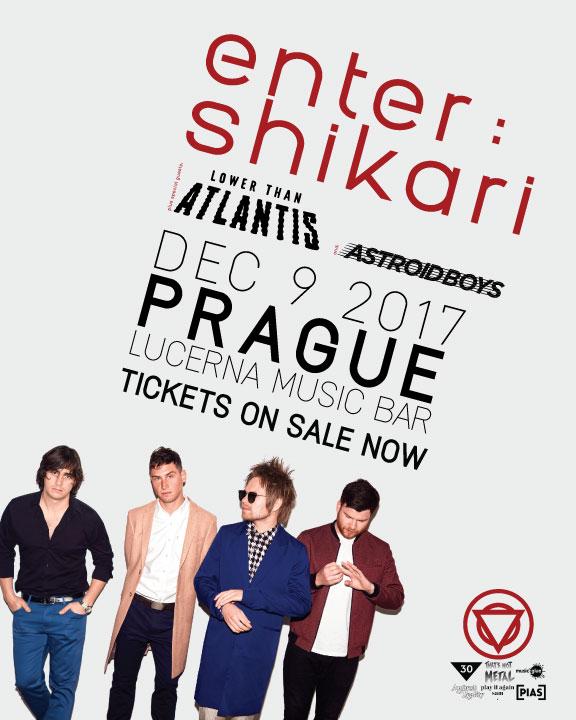 picture ENTER SHIKARI / UK