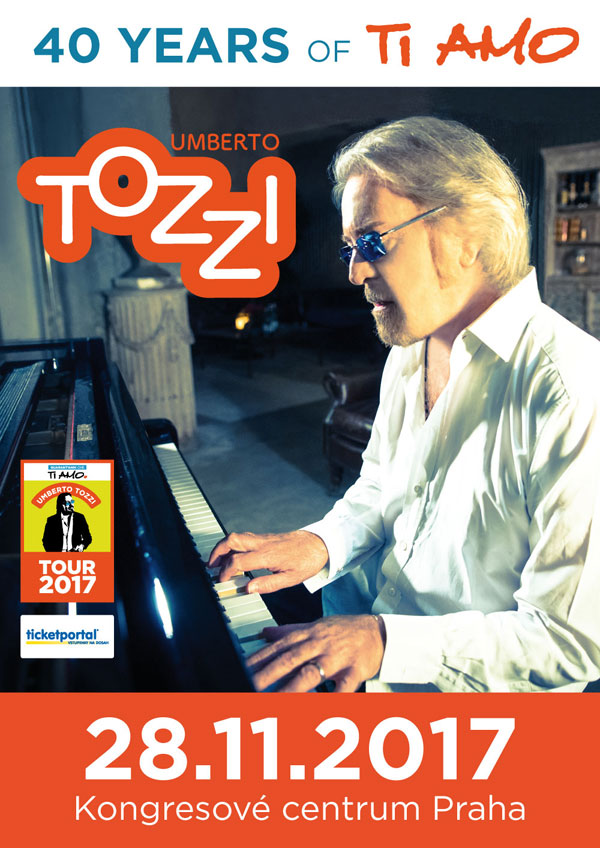 picture UMBERTO TOZZI (IT) - 40 YEARS OF TI AMO