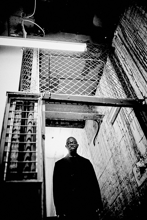 picture GHOSTPOET / UK