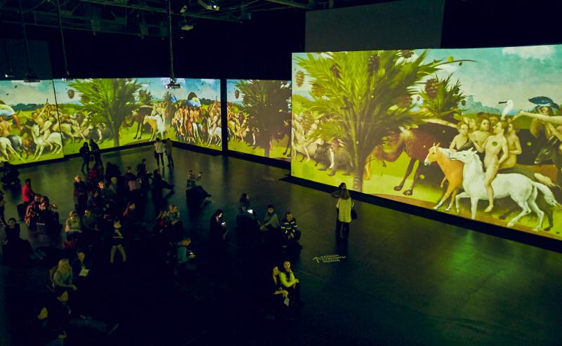 picture Multimediální výstava - Bosch. Oživené vidění