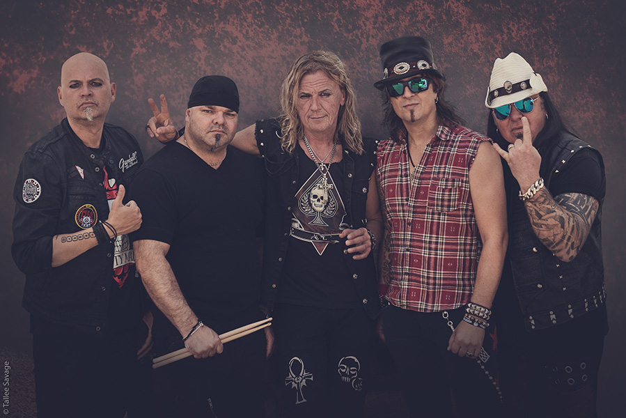 picture PRETTY MAIDS (DK) - KINGMAKER EUROPEAN TOUR 2018