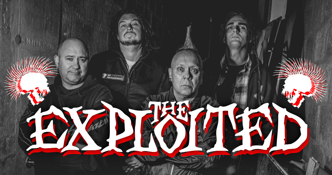 picture THE EXPLOITED (UK)