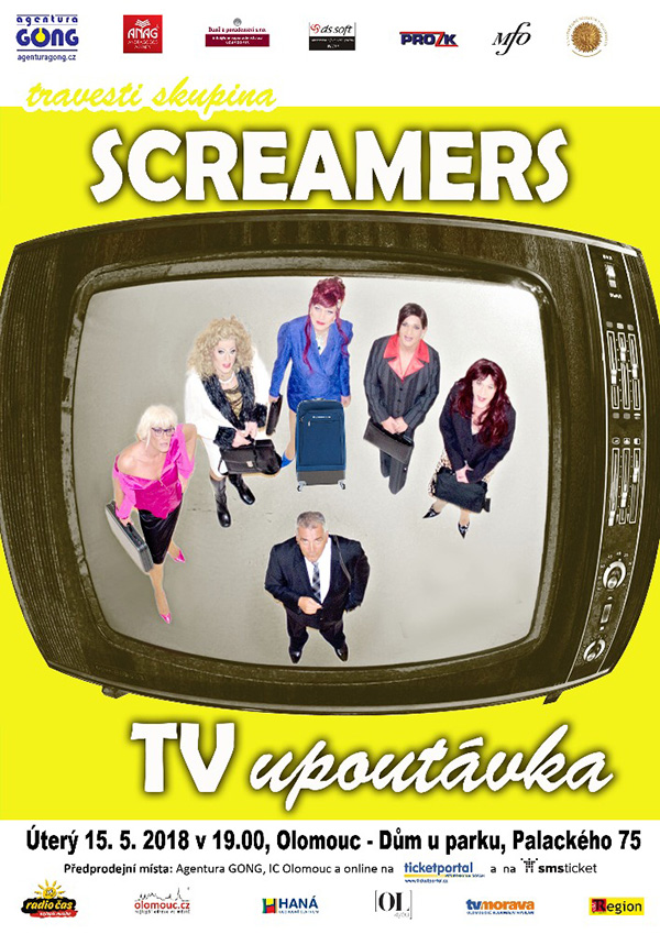 picture SCREAMERS - TV UPOUTÁVKA