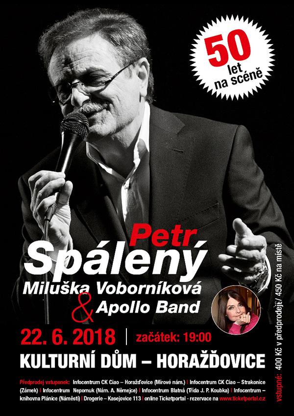 picture Petr Spálený - 50 let na scéně