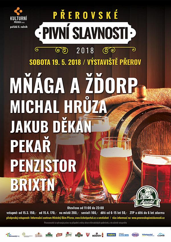 picture Přerovské pivní slavnosti 2018