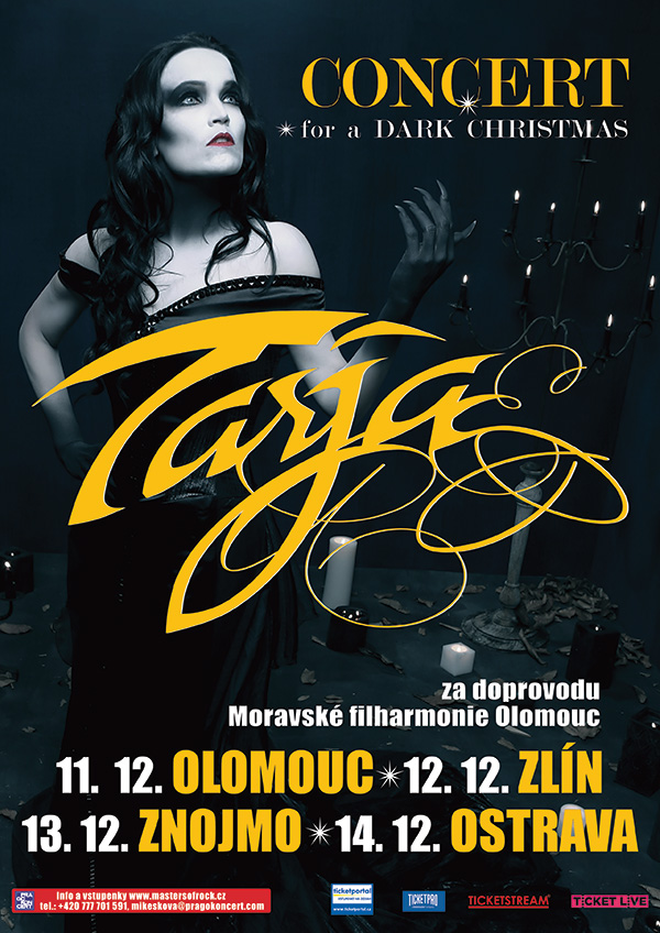picture TARJA TURUNEN - Concert for a Dark Christmas