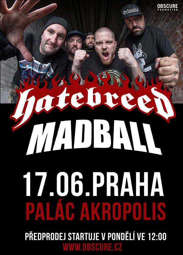 picture HATEBREED (US) + MADBALL (US)