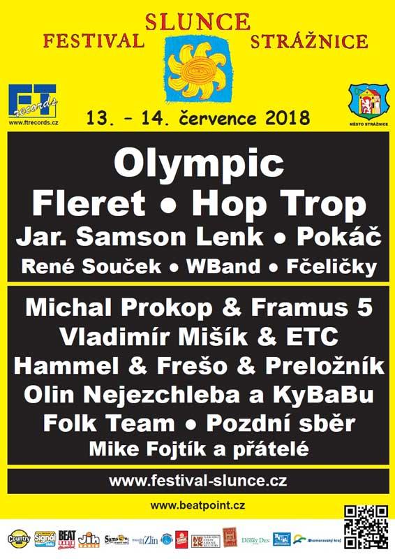 picture Festival Slunce Strážnice 2018