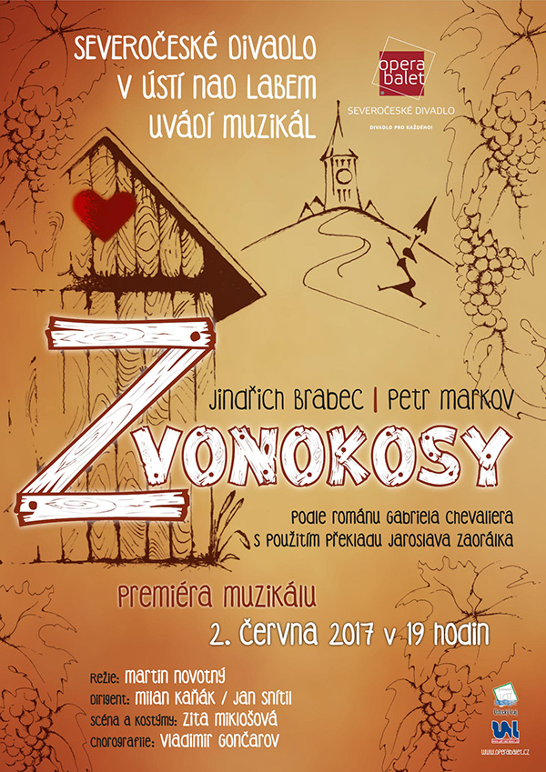 picture ZVONOKOSY - muzikál