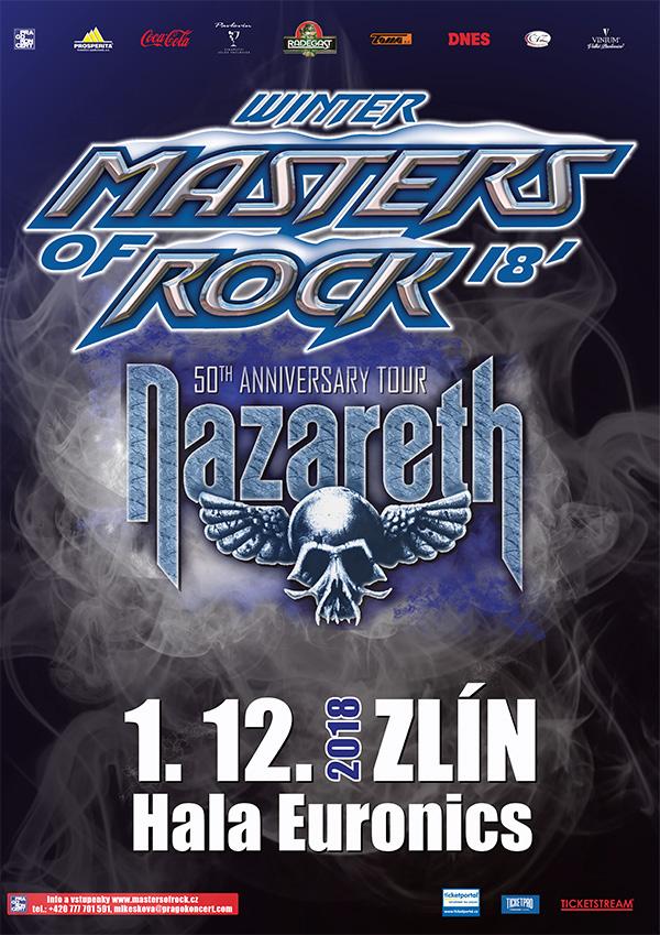 picture ZIMNÍ MASTERS OF ROCK 2018