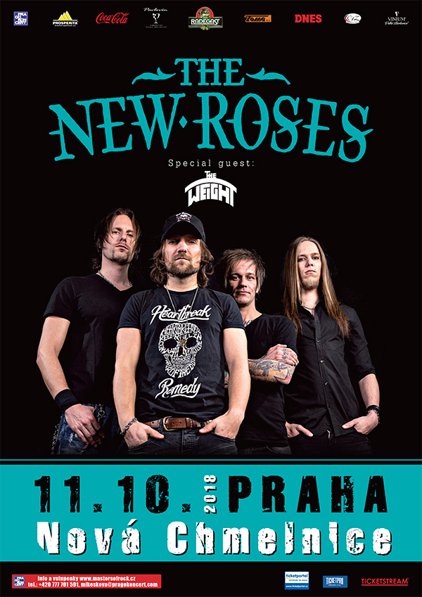 picture THE NEW ROSES (DE)