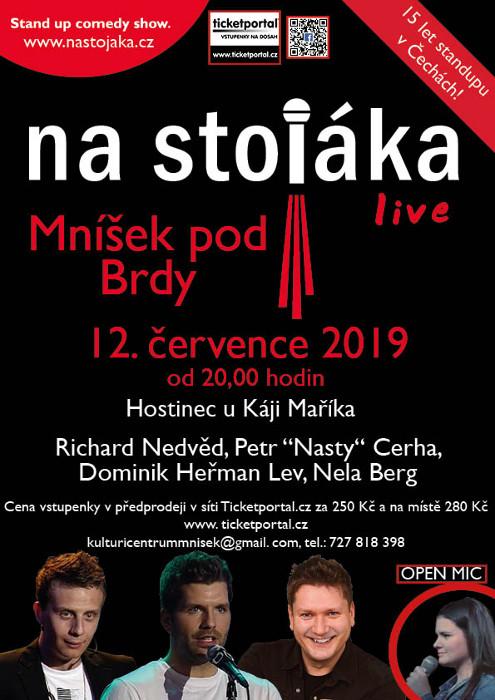 picture Na stojáka - live!