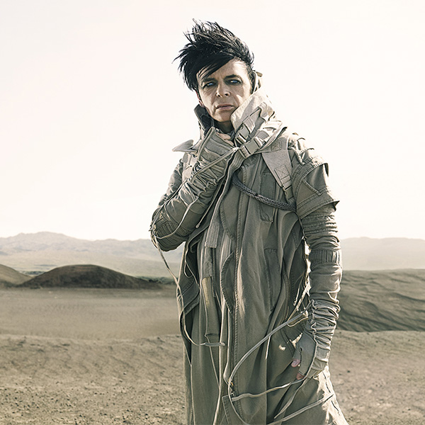 picture GARY NUMAN / UK