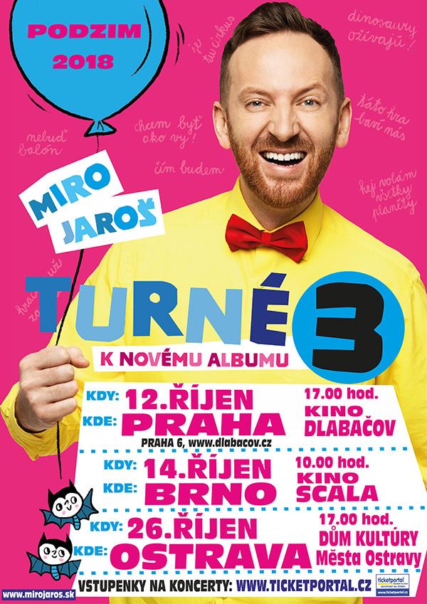 picture MIRO JAROŠ - TURNÉ K NOVÉMU ALBU 3