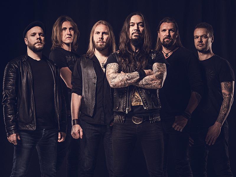 picture AMORPHIS (FI) & SOILWORK (SE) - EUROPEAN TOUR 2019