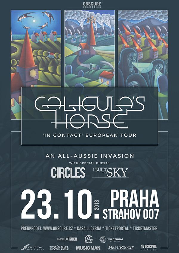 picture CALIGULA'S HORSE (AU)