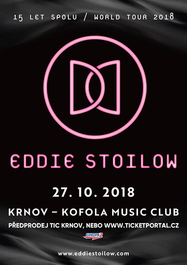 picture EDDIE STOILOW TOUR 2018 - 15 LET SPOLU