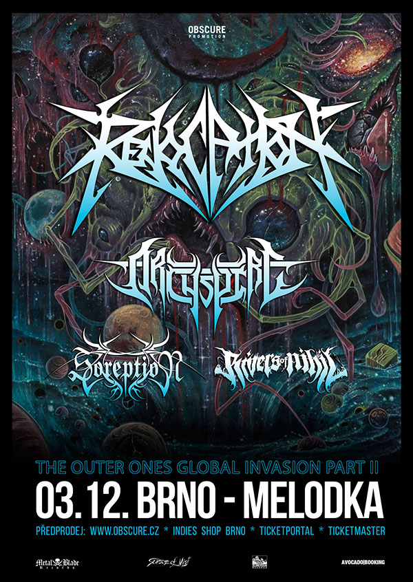 picture REVOCATION (US) + ARCHSPIRE (CA)