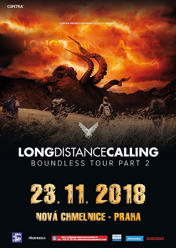 picture LONG DISTANCE CALLING (DE): BOUNDLESS TOUR PART 2