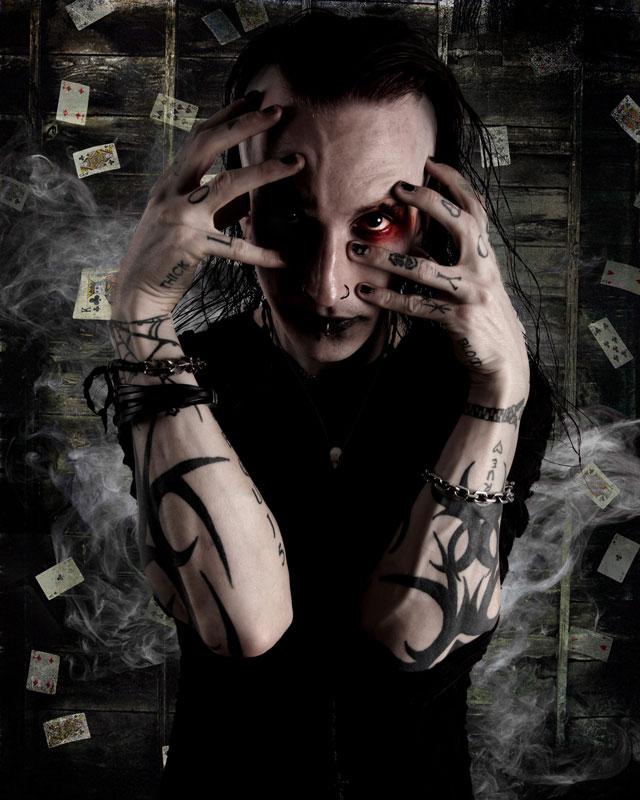 "picture Dan Sperry ""Shock Illusionist"""