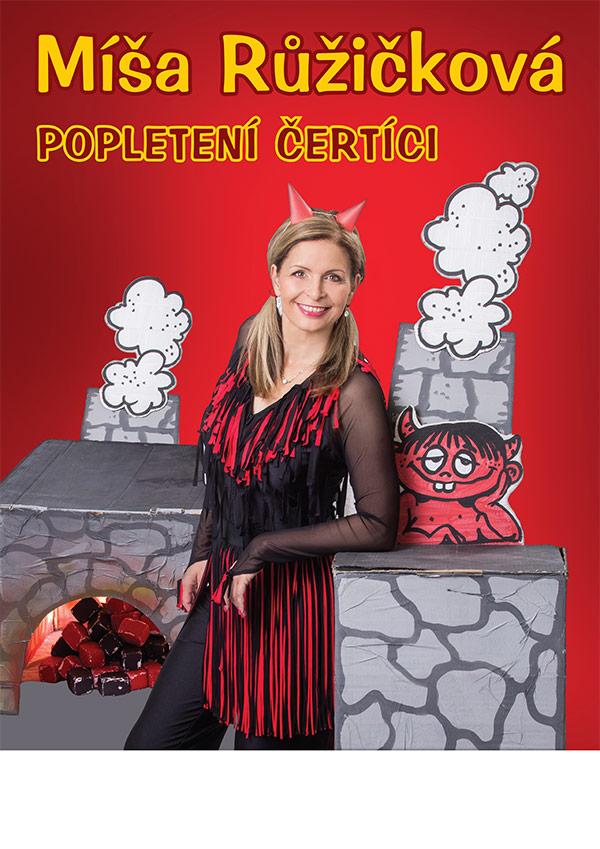 picture Zpíváme a tančíme s Míšou - POPLETENÍ ČERTÍCI
