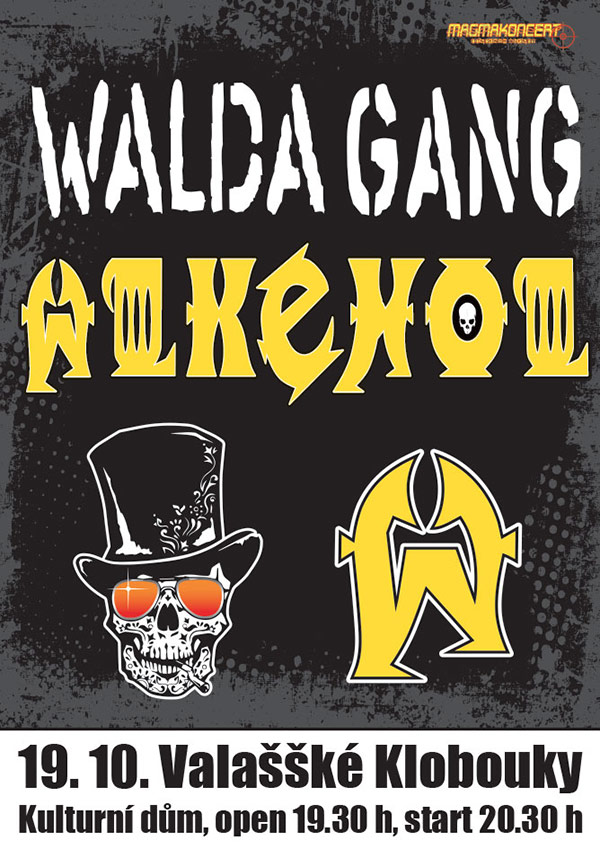 picture ALKEHOL & WALDA GANG TOUR 2018