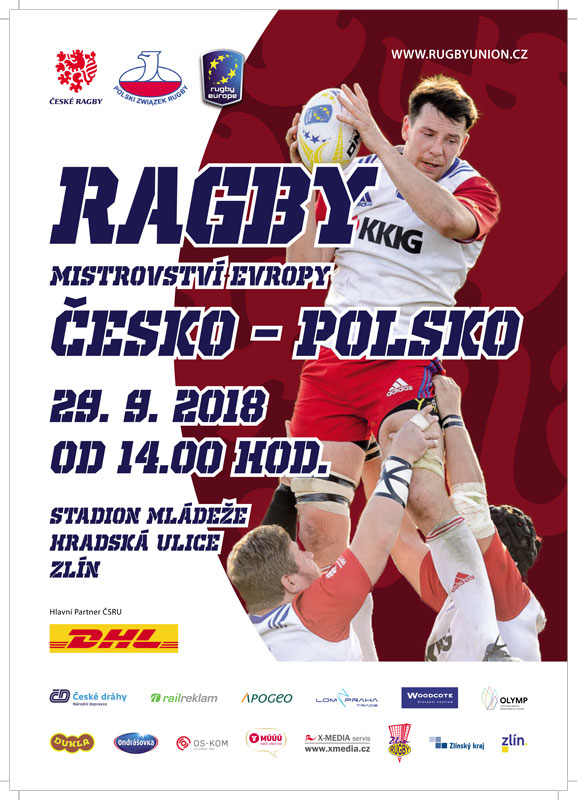 picture Ragby: Česká republika vs. Polsko