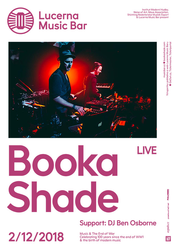 picture BOOKA SHADE Live / DE