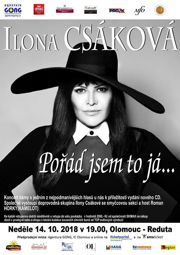 picture ILONA CSÁKOVÁ - Pořád jsem to já...