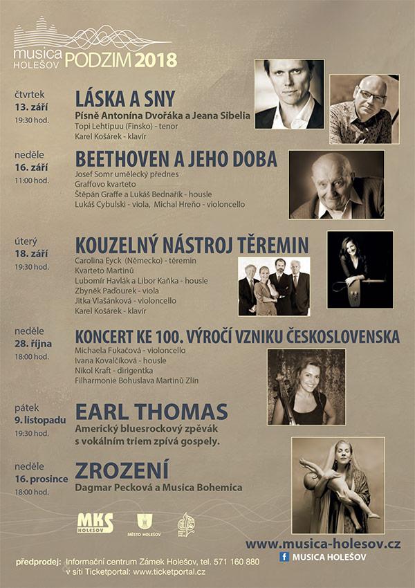 picture Dagmar Pecková a Musica Bohemica - Zrození