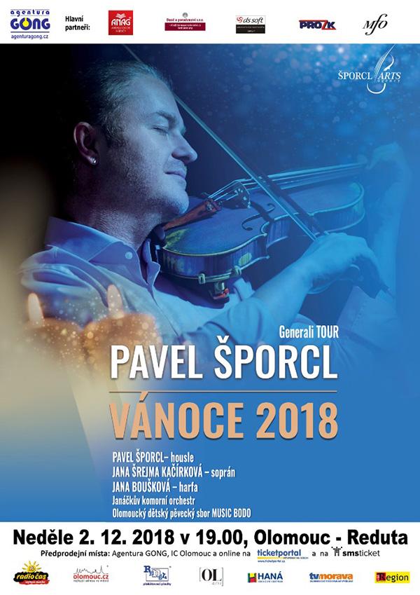 picture PAVEL ŠPORCL - VÁNOCE 2018 - GENERALI TOUR