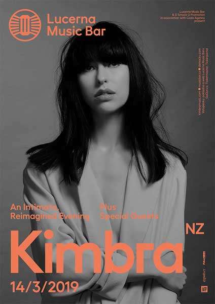picture KIMBRA / NZ