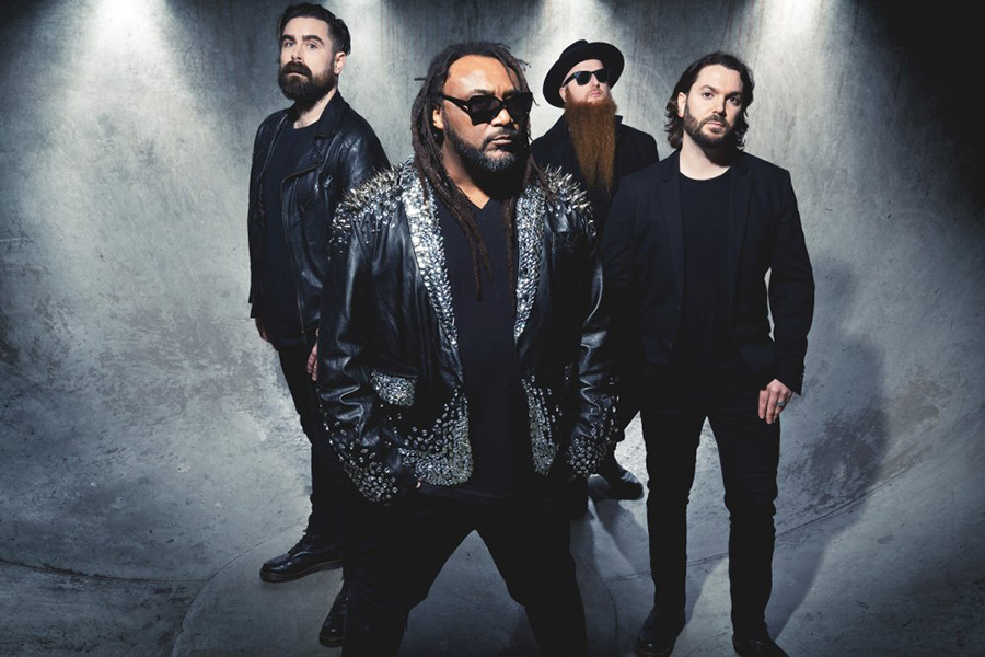 picture SKINDRED / UK