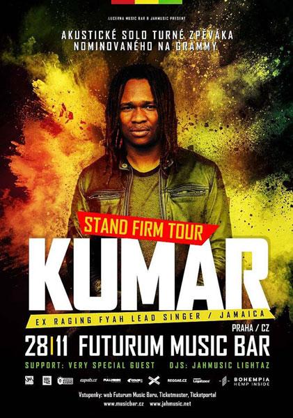 picture KUMAR (ex-Raging Fyah Lead Singer) / JM
