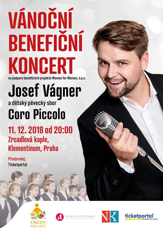 picture Vánoční koncert - Josef Vágner a Coro Piccolo