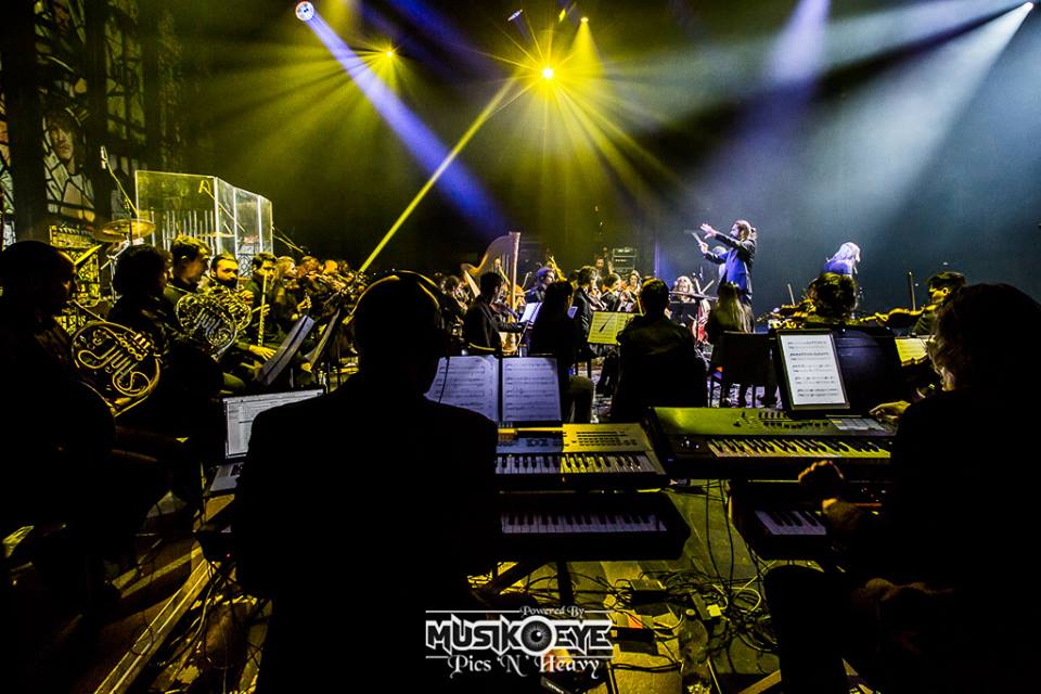 picture METALLICA S&M Tribute Show a symfonický orchestr