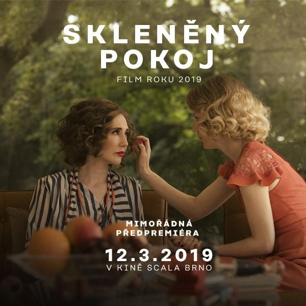 picture PŘEDPREMIÉRA FILMU SKLENĚNÝ POKOJ