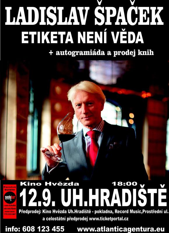 picture Ladislav Špaček – Etiketa není věda
