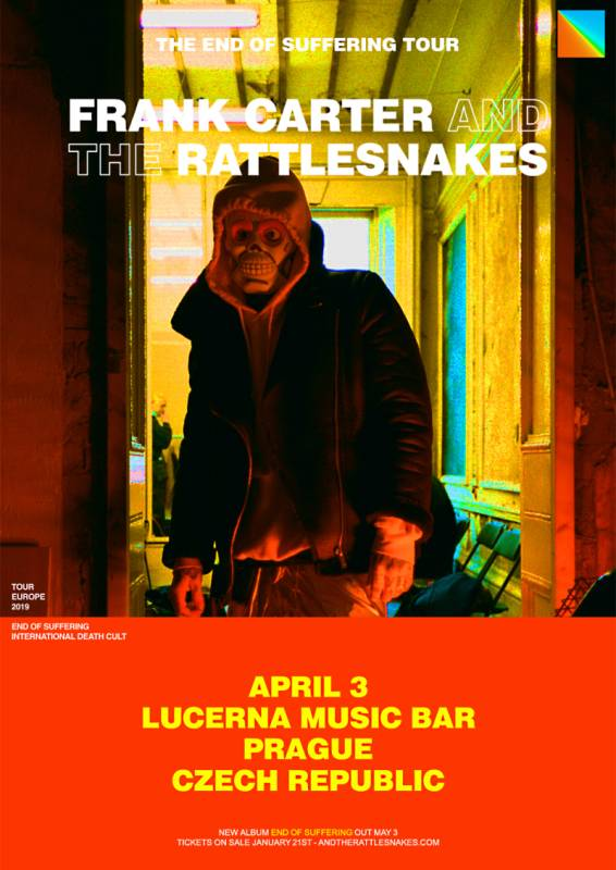 picture FRANK CARTER & THE RATTLESNAKES