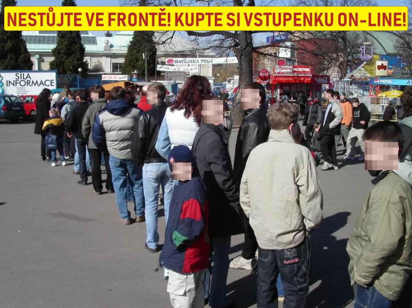 picture Matějská pouť 2019 - VÍKENDOVÝ A VELIKONOČNÍ VSTUP
