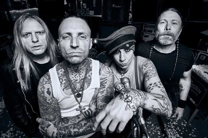 picture BACKYARD BABIES (SWE) - NORDIC NOIR TOUR 2019