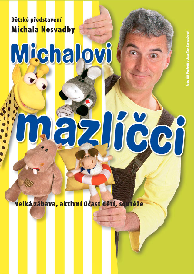 picture Michalovi mazlíčci  - Michal Nesvadba
