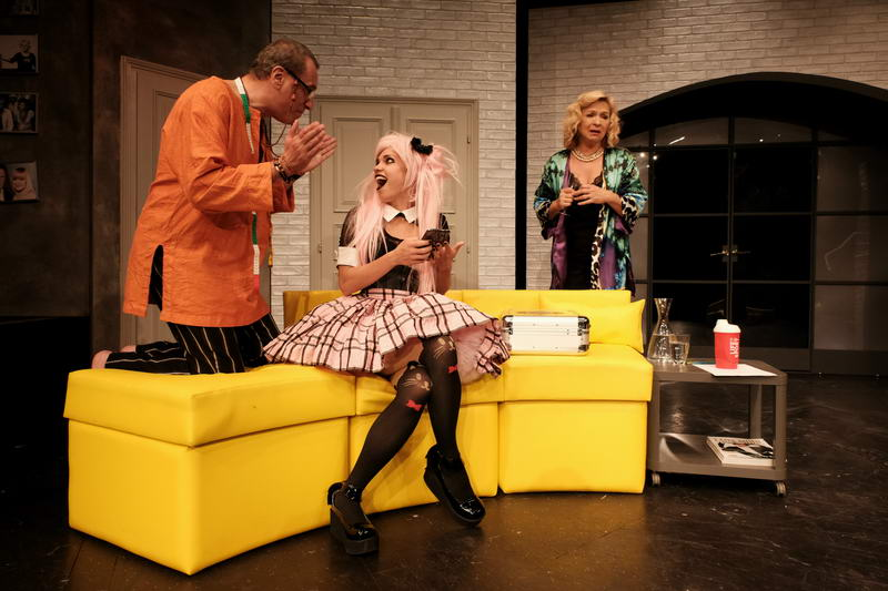 picture Lady Oskar - současná verze slavné komedie