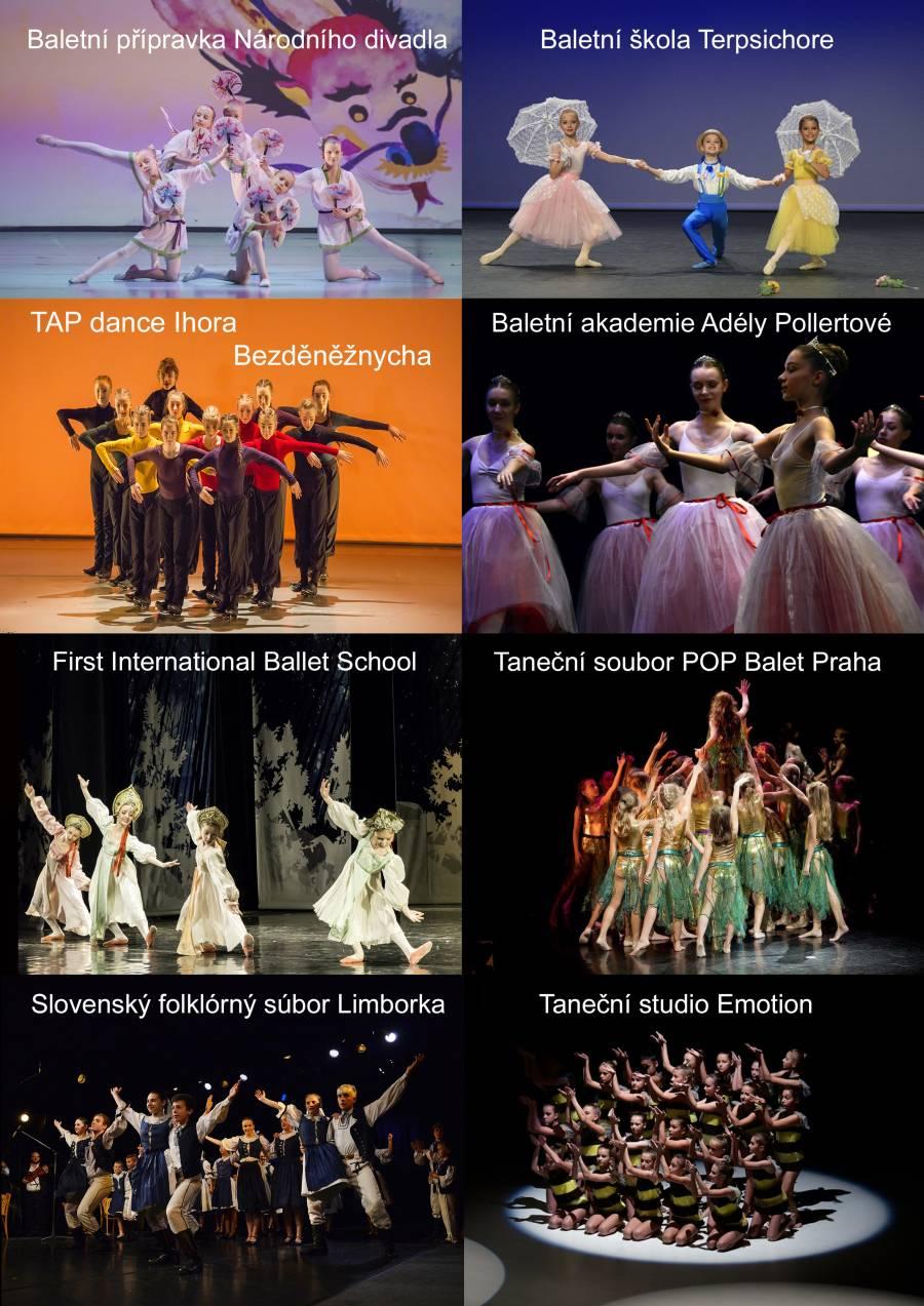 picture Dětský taneční svět