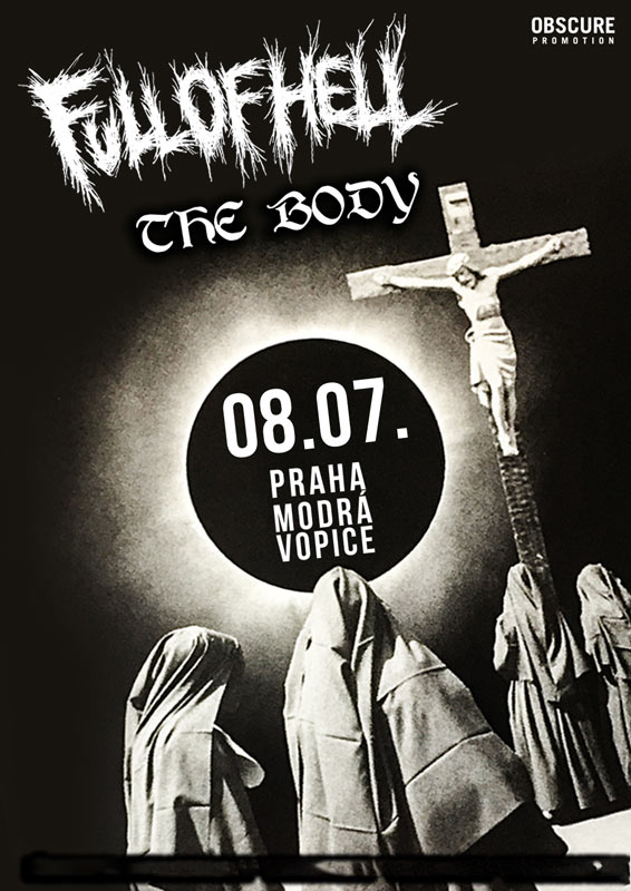 picture FULL OF HELL (USA) + THE BODY  (USA)